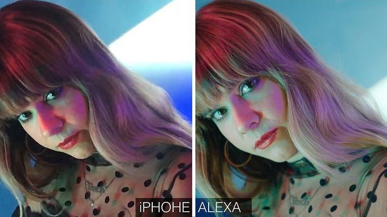 iPhone 7 Plus и Arri Alexa, разница между камерами iPhone 7 Plus и Arri Alexa