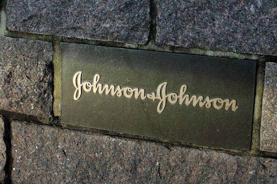 здоровье, Johnson & Johnson,
