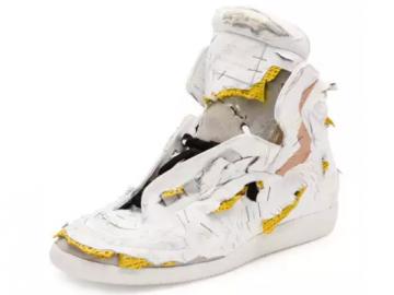 кроссовки, дырявые кроссовки, Мейсон Марджела