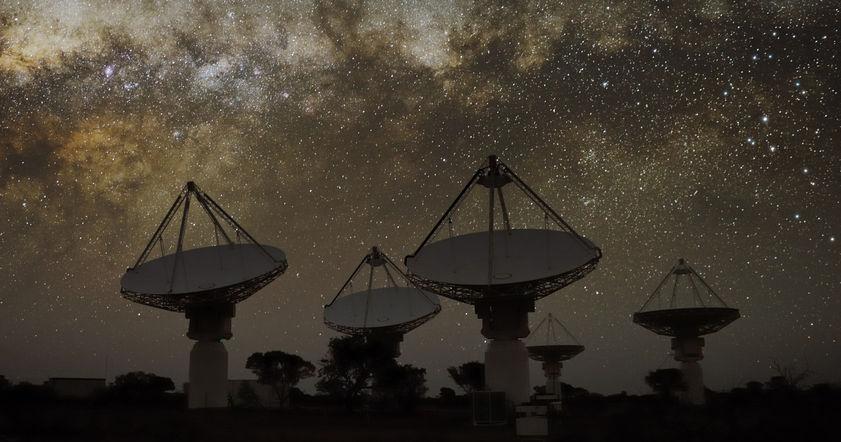 сигнал, космос, жизнь,