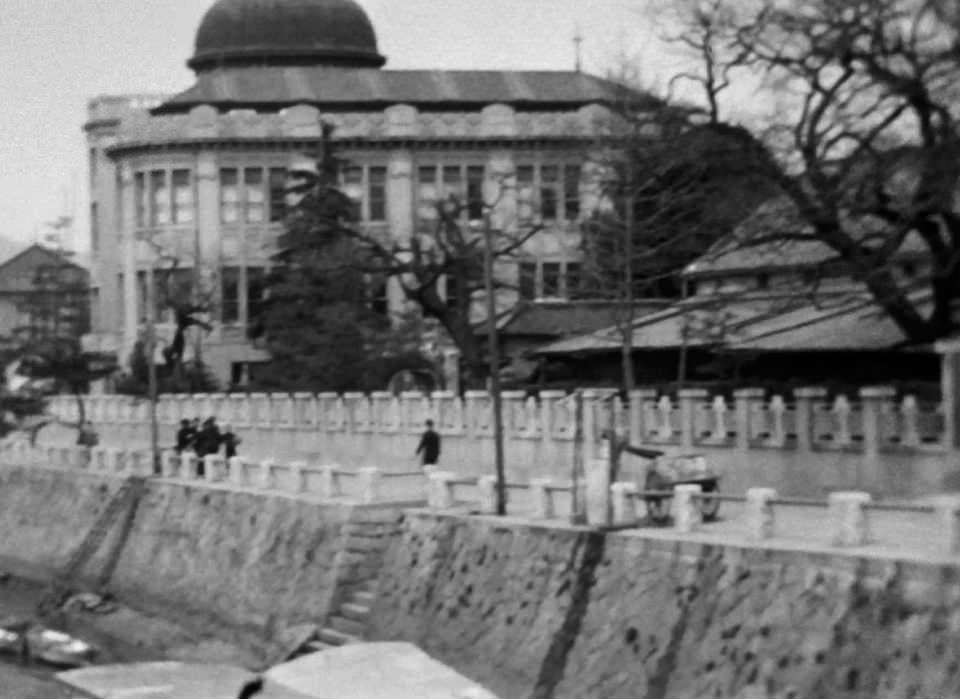 Уникальные кадры мирной жизни Хиросимы до сброса атомной бомбы