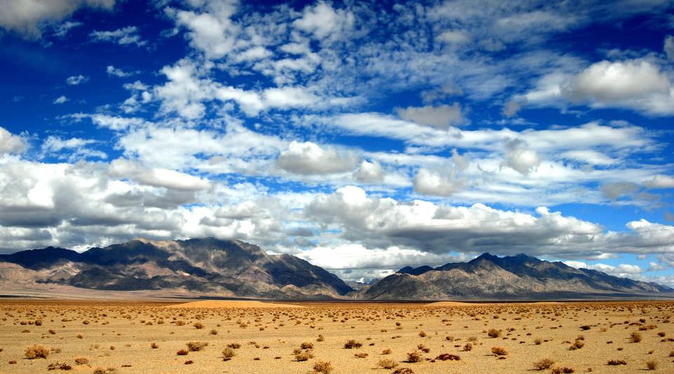 В Китае построят «марсианскую деревню»