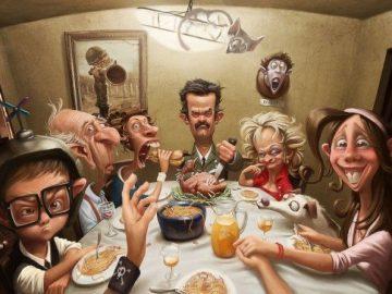 фобия, смешные фобии, необычные фобии,