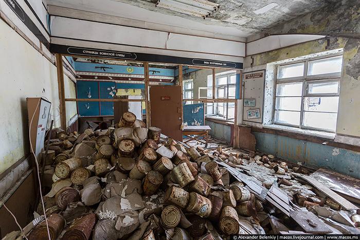 Гудым - советский секретный город