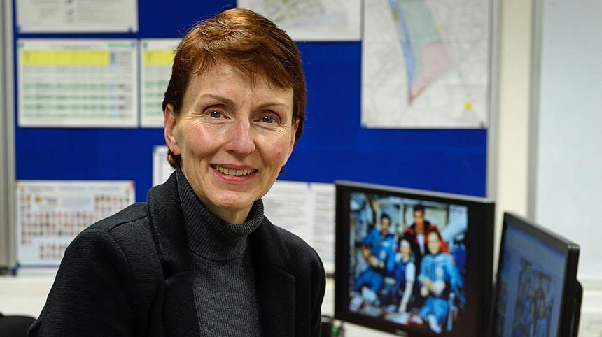 Хелен Шарман / Wikipedia