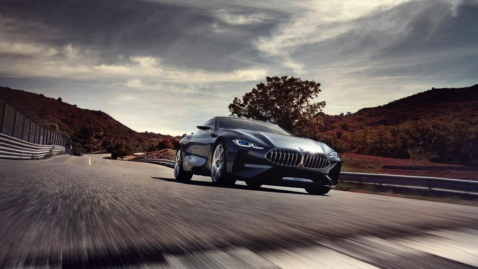 Выпуск BMW 8-Series начнется в 2018 году
